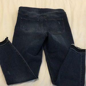 Spanx denim leggings
